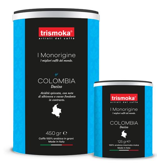 Caffè arabica 100% Colombia