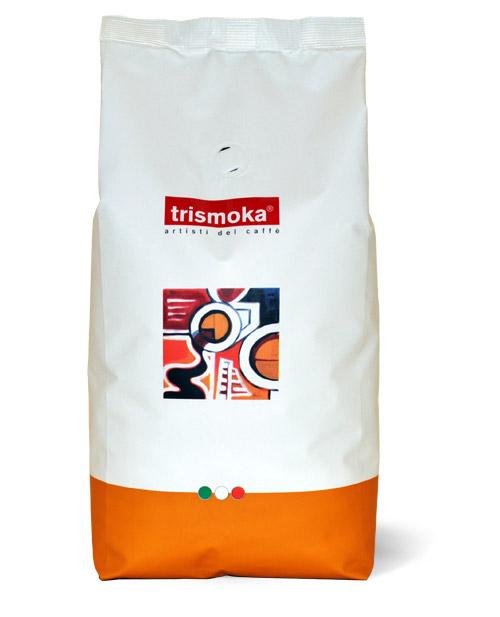 Caffè Trismoka Italia 50% Arabica 50% Robusta