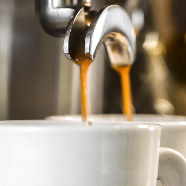 estrazione caffè