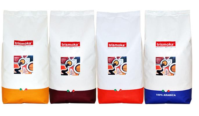 miscele di caffè per bar TRISMOKA