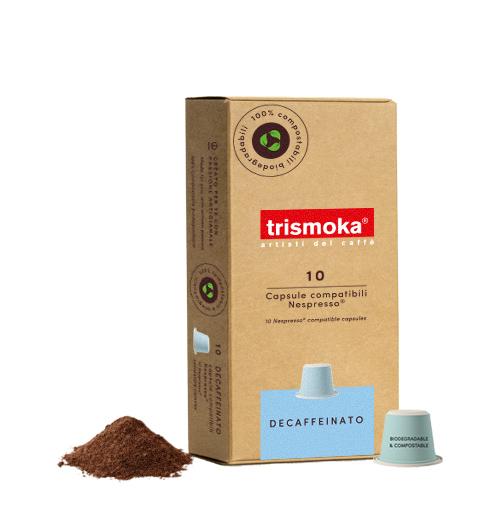 Miscele Caffè cremoso Trismoka